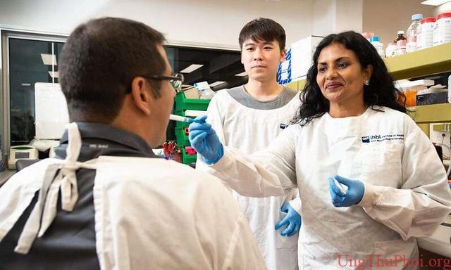 Phương pháp xét nghiệm nước bọt đầu tiên phát hiện được ung thư tiềm ẩn - 1