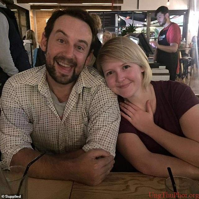 Ông bố 2 con chết điếng khi biết mình mắc ung thư giai đoạn cuối - 1