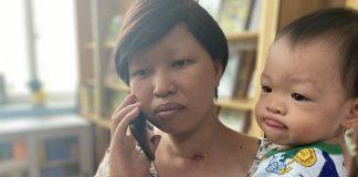 Một năm bên con của người mẹ ung thư giai đoạn cuối sau ca mổ ngồi lấy thai - 1