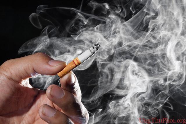 Phát hiện mới về mối liên quan giữa ung thư bàng quang và hút thuốc lá - 2