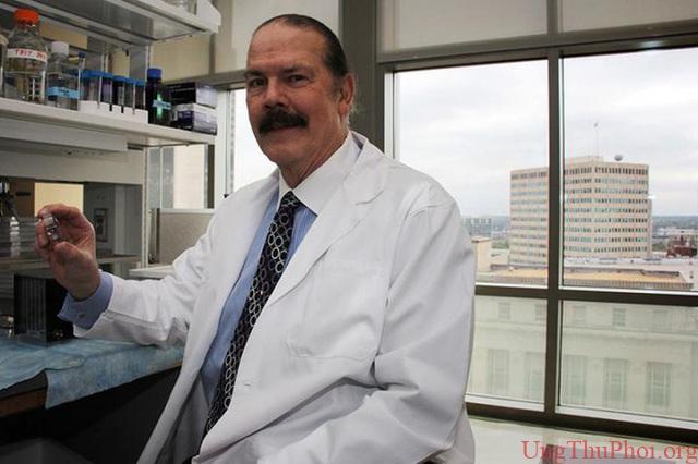 Thuốc trị sốt rét có thể khống chế ung thư não?  - 1