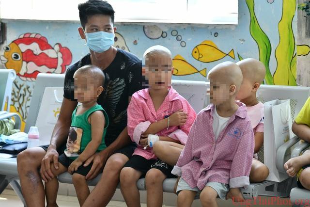 Lớp học Hạnh phúc trong Bệnh viện K dành cho bệnh nhi ung thư - 3