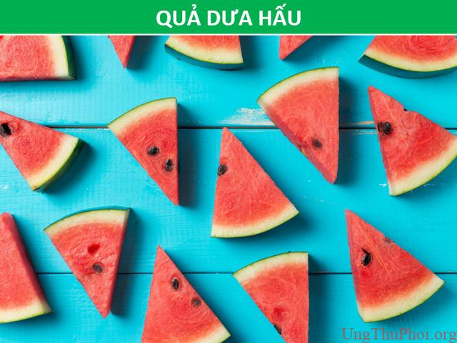 Không chỉ giải nhiệt, những loại quả mùa hè này còn bảo vệ bạn khỏi ung thư - 1