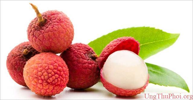 """Không chỉ ngon ngọt, quả vải còn là """"khắc tinh"""" của bệnh ung thư - 2"""