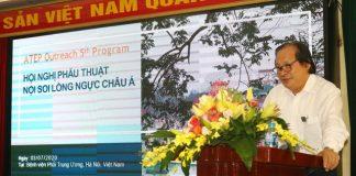 Lần đầu tiên: Bác sĩ Việt Nam tham gia ca mổ ở Hàn Quốc bằng thực tế ảo - 1