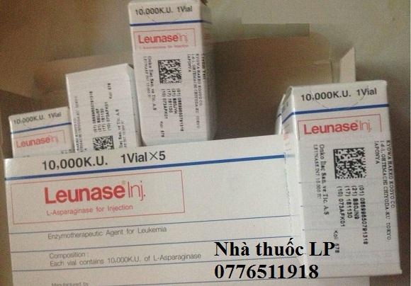 Thuốc Leunase 10.000 KU L-asparaginase điều trị bệnh bạch cầu cấp (3)