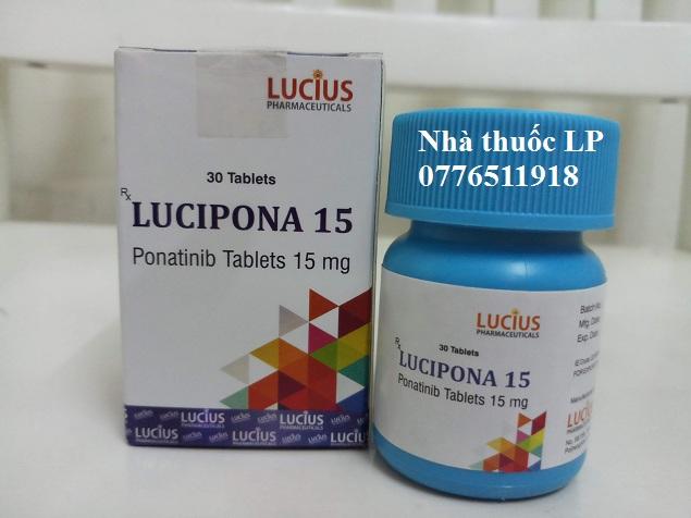 Thuốc Lucipona 15mg Ponatinib điều trị ung thư bạch cầu (1)