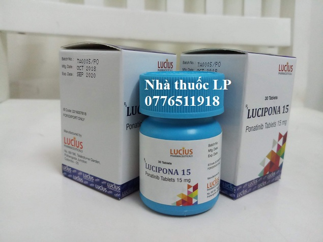 Thuốc Lucipona 15mg Ponatinib điều trị ung thư bạch cầu (3)