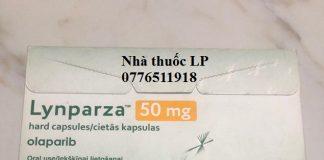 Thuốc Lynparza 50mg Olaparib điều trị ung thư buồng trứng (1)