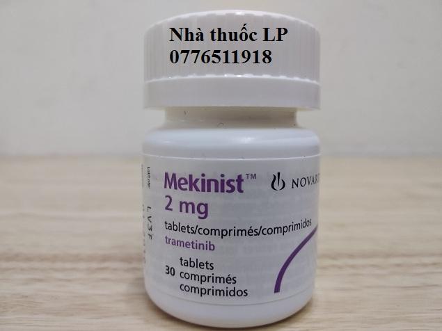 Thuốc Mekinist 2mg Trametinib điều trị ung thư da, phổi (3)