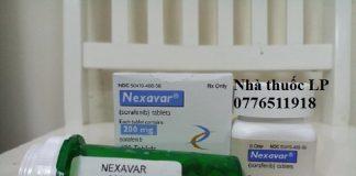Thuốc Nexavar 200mg Sorafenib điều trị ung thư gan, thận, tuyến giáp (1)