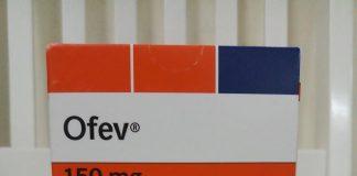 Thuốc Ofev 150mg Nintedanib điều trị bệnh xơ phổi (1)