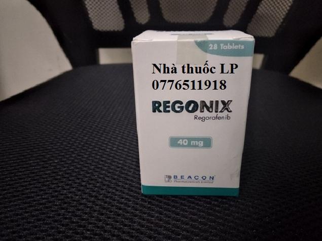 Thuốc Regonix 40mg Regorafenib điều trị ung thư gan, trực tràng (1)