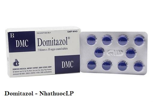Domitazol - NhathuocLP