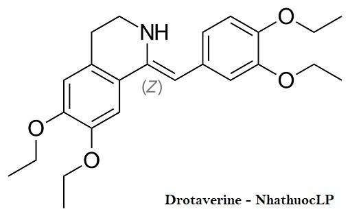 Drotaverine - NhathuocLP