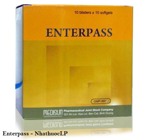 Enterpass - NhathuocLP1