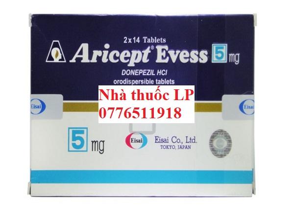 Thuốc Aricept 5mg 10mg Donepezil điều trị chứng mất trí do bệnh Alzheimer (3)