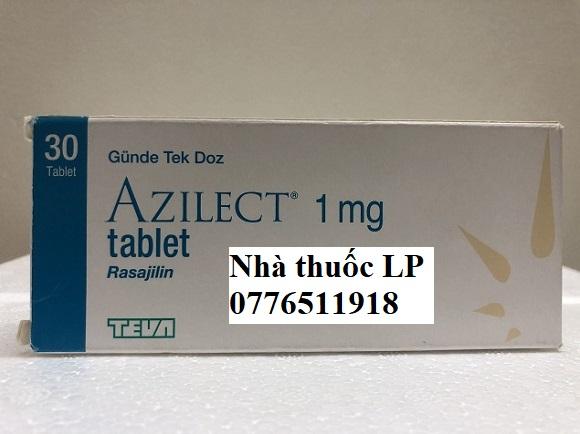 Thuốc Azilect 1mg Rasagiline điều trị bệnh Parkinson (3)