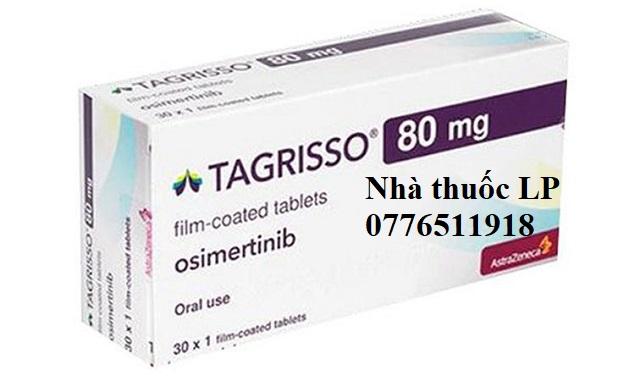 Thuốc Tagrisso 80mg Osimertinib điều trị ung thư phổi di căn giai đoạn cuối (1)