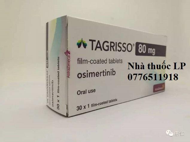 Thuốc Tagrisso 80mg Osimertinib điều trị ung thư phổi di căn giai đoạn cuối (2)