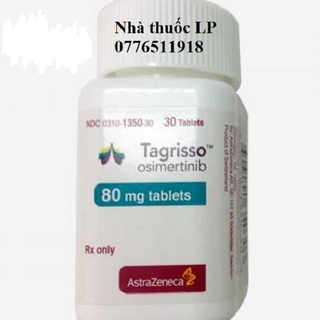 Thuốc Tagrisso 80mg Osimertinib điều trị ung thư phổi di căn giai đoạn cuối (4)