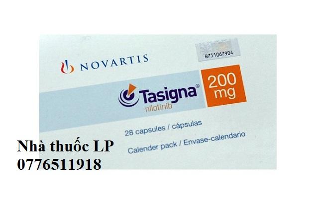 Thuốc Tasigna 200mg Nilotinib điều trị ung thư máu nhiễm sắc thể Philadelphia (1)