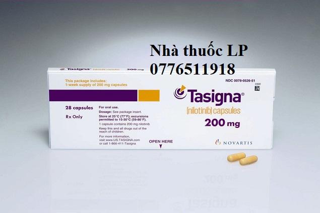 Thuốc Tasigna 200mg Nilotinib điều trị ung thư máu nhiễm sắc thể Philadelphia (2)