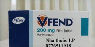 Thuốc Vfend 200mg Voriconazole điều trị nhiễm trùng do nấm (1)