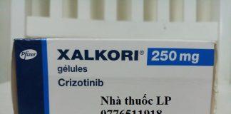 Thuốc Xalkori 250mg Crizotinib điều trị ung thư phổi không phải tế bào nhỏ (1)