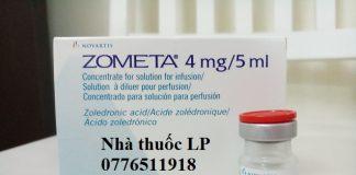 Thuốc Zometa 4mg/5ml Axit Zoledronic điều trị ung thư tủy xương (1)