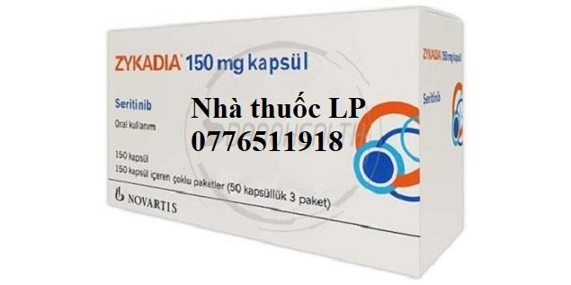 Thuốc Zykadia 150mg Ceritinib điều trị ung thư phổi (4)