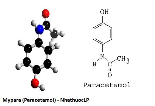 Mypara (Paracetamol) - NhathuocLP