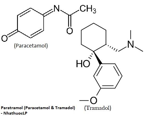 Paratramol (Paracetamol & Tramadol) - NhathuocLP