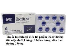 Thuốc Domitazol là gì? Các dạng hàm lượng của thuốc