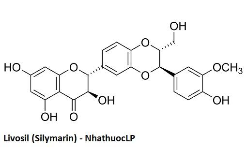 Livosil (Silymarin) - NhathuocLP