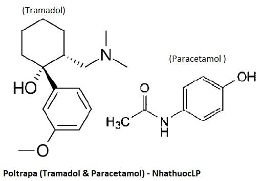 Poltrapa (Tramadol & Paracetamol) - NhathuocLP