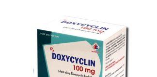 Thuốc Doxycyclin có tác dụng gì? Giá bao nhiêu?