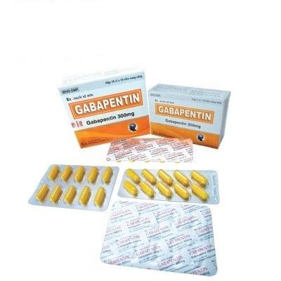 Thuốc Gabapentin điều trị bệnh động kinh hiệu quả