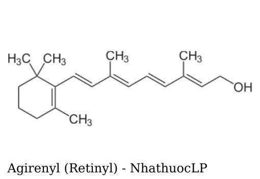 Agirenyl (Retinyl) - NhathuocLP