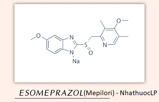 Mepilori (Esomeprazole) - NhathuocLP