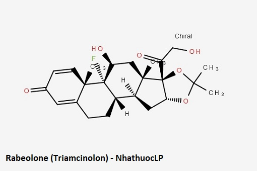 Rabeolone (Triamcinolon) - NhathuocLP