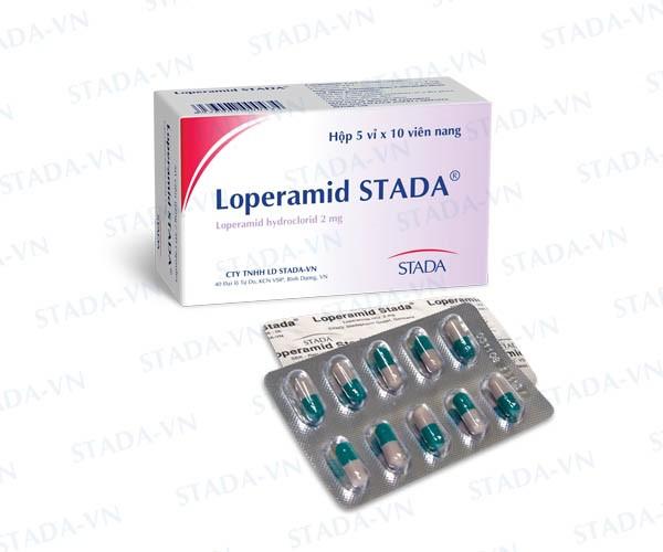 Những điều nên biết khi sử dụng thuốc Loperamid trị tiêu chảy