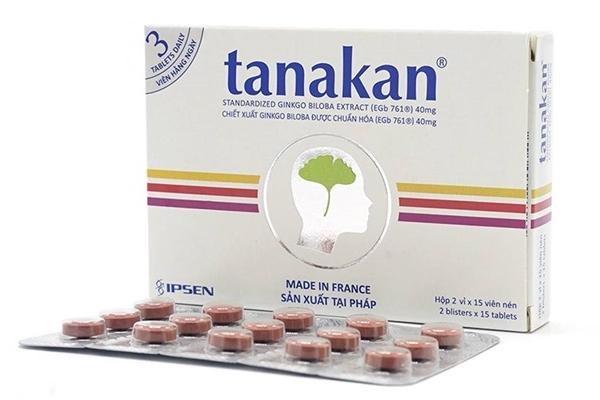 Thuốc Tanakan 40mg có tốt không?