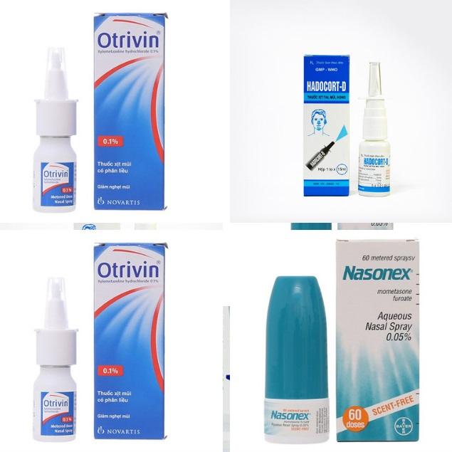 5 thuốc điều trị viêm mũi dị ứng tốt nhất hiện nay