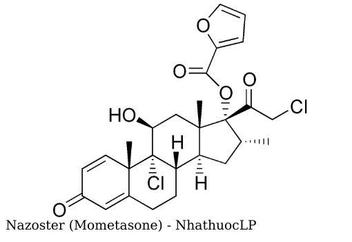 Nazoster (Mometasone) - NhathuocLP