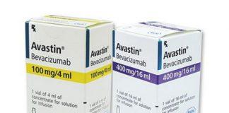 Thuốc Avastin 400mg/16ml Bevacizumab điều trị các khối u não