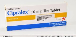 Thuốc Cipralex 20mg Escitalopram điều trị rối loạn lo âu và trầm cảm