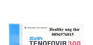 Thuốc Tenofovir chữa viêm gan siêu vi B