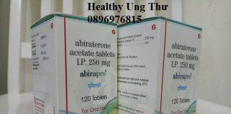 Thuốc Abirapro 250mg - Điều trị ung thư tuyến tiền liệt di căn