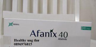 Afanix là thuốc gì? Giá bao nhiêu? Mua ở đâu?